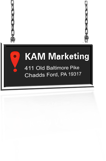 KAM Marketing 4001 Kennett Pike Suitte 214 Greenville, DE 19807